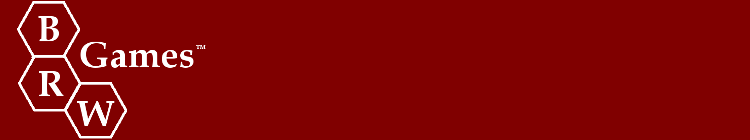 BRW Games Logo